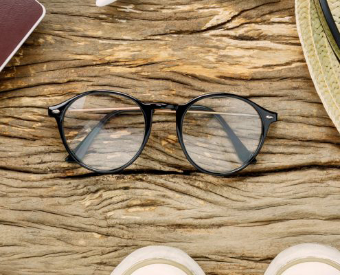 Quantum optica lentes convencionales CR 39