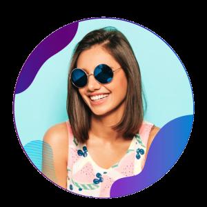Quatum - lJe gezichtstype bepaalt welke modebrillen je er ongelooflijk goed uit laten zien.